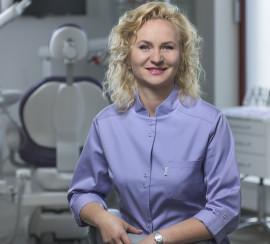 dr n. med Małgorzata Sobolewska-Siemieniuk – specjalista ortodoncji
