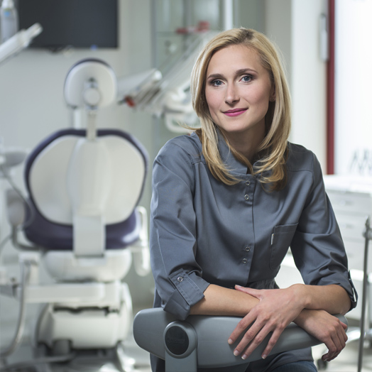 Mariola Kuźmicka – higienistka stomatologiczna