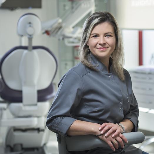 Marta Amonowicz – higienistka stomatologiczna