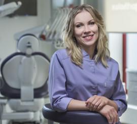 lek. dent. Jadwiga Karpowicz – specjalista stomatologii zachowawczej z endodoncją