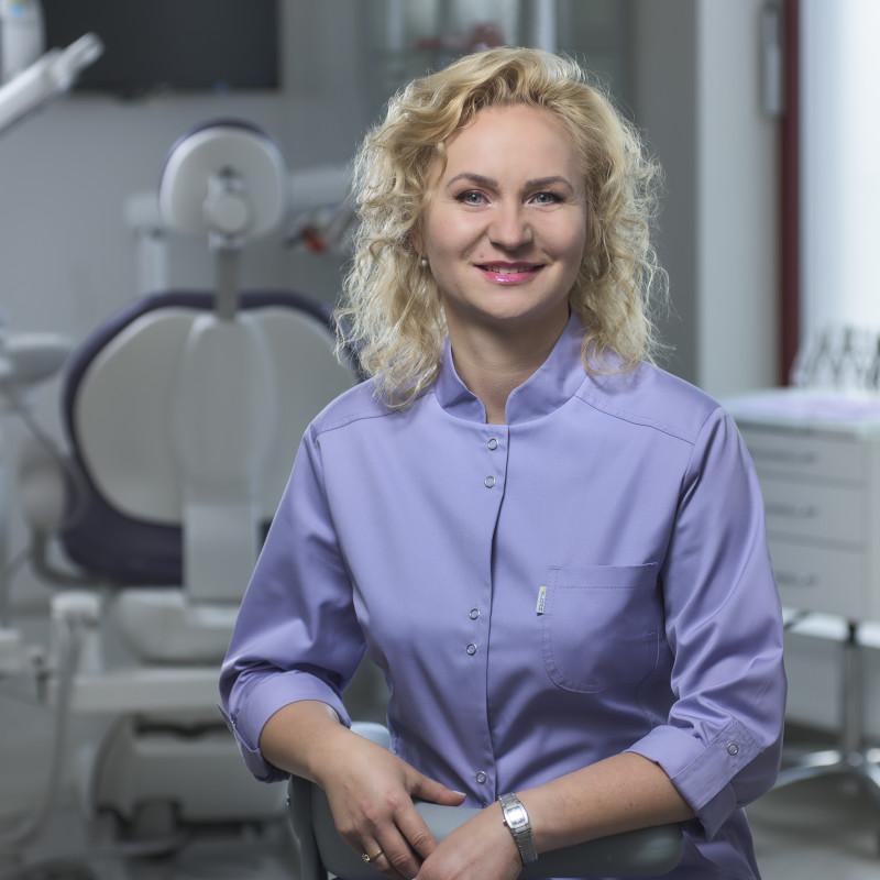 Zdjęcia portretowe pracowników kliniki Ortholux