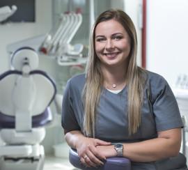 Magdalena Kowalczyk – asystentka stomatologiczna